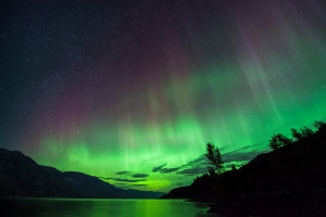 Kootenay Lake has some amazing night skies!